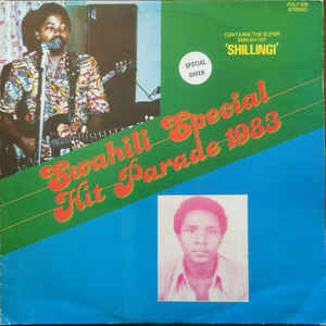 Various – Swahili Special Hit Parade 80s KENYAN Soukous Music ALBUM