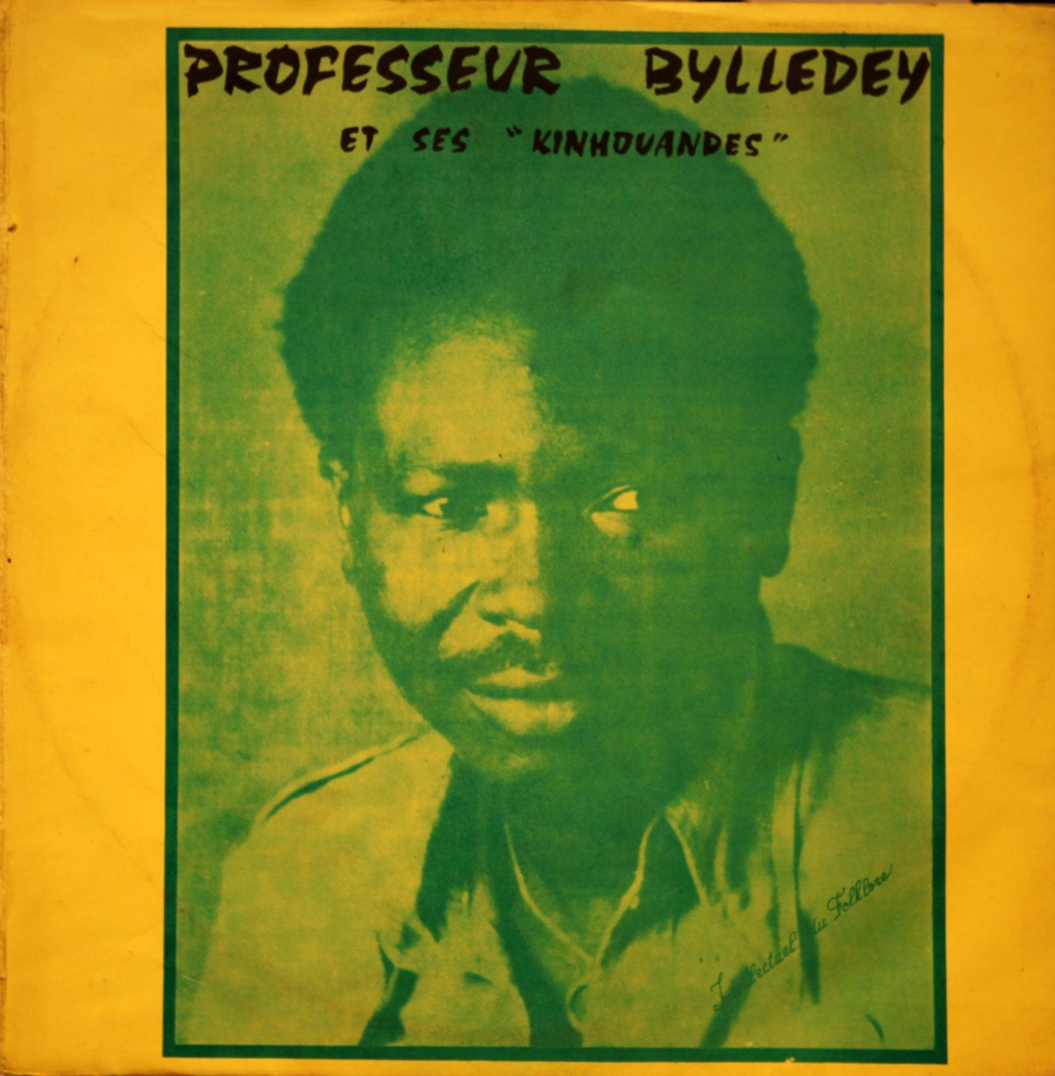 Professeur Bylledey Guissey – Offensive Culturelle, Vol. 2 80s BENIN Highlife Music ALBUM