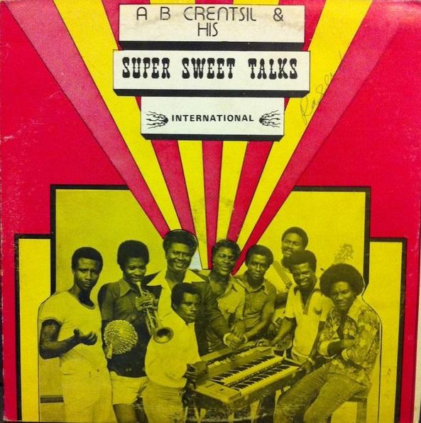 A.B. Crentsil & His Super Sweet Talks – Srekye Duku : 70s GHANA Highlife Afrobeat Music FULL Album