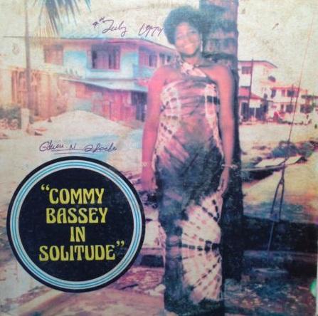 Commy Bassey – In Solitude : 70s NIGERIA Funk Soul Rock Pop Afrobeat Folk African FULL Album Music