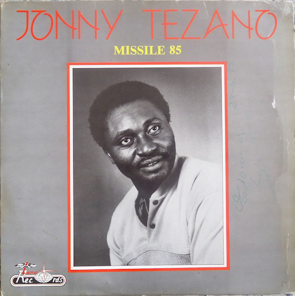 Jonny Tezano – Missile 85 : CAMEROON Soukous Music ALBUM