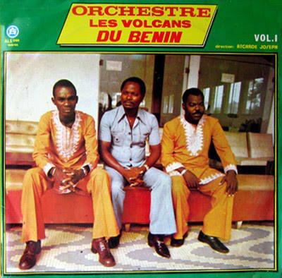Orchestre Les Volcans du Benin – Vol 1 : 70s BENIN Afro Cuban Pachanga Soukous Latin Folk Music ALBUM