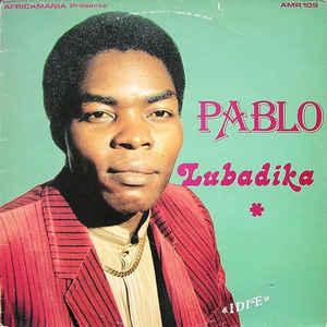Pablo Lubadika – Idie : 80s GONGOLESE Soukous Afrobeat Folk African World Music FULL Album Highlife