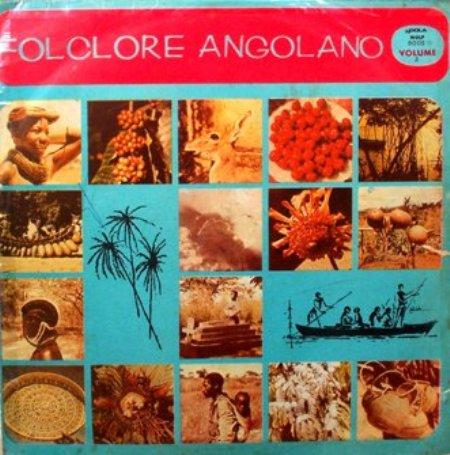 Various – Folclore Angolano Vol 3 – Folk Semba Music ALBUM Compilation