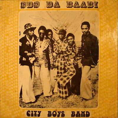 City Boys Band – Ɔdɔ Da Baabi : 70s GHANAIAN Highlife Afrobeat Afrofunk Soul Folk Music FULL Album