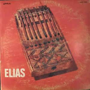 Elias Dia Kimuezo - Elias album lp -afrosunny-african music online-angola