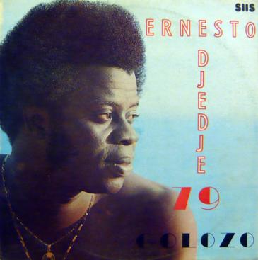 Ernesto Djedje – 79 Golozo : 70s IVORY COAST Soukous Highlife Funk Folk Afrobeat Music Album Songs