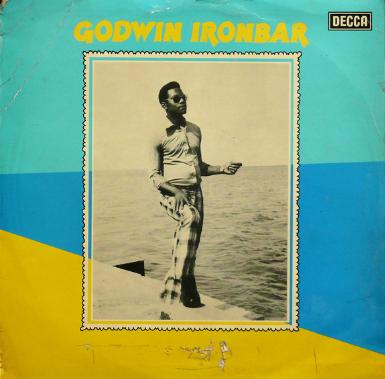 Godwin Ironbar – Godwin Ironbar & His High Life Rock Exponent – 70s NIGERIAN AfroJazz Folk Soul Album LP Music