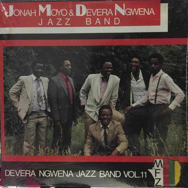 Jonah Moyo & Devera Ngwena – Devera Ngwena Jazz Band Vol.11 album lp -afrosunny-african music online-zimbabwe