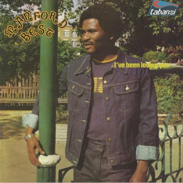 Manford Best – I've Been Loving You – NIGERIAN Disco Afrofunk Soul Boogie Electro African FULL Album
