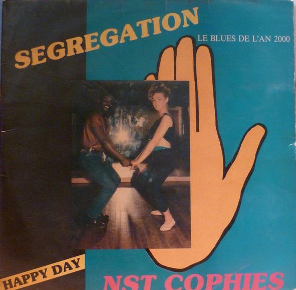 NST Cophies – Segregation : 80s IVORY COAST Funk Soul Pop Boogie Afrobeat African Folk Music FULL