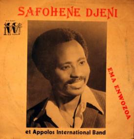 Safohene Djeni et Appolos International Band – Ema Enwozoa : 70's IVORIAN COAST Highlife Folk Album