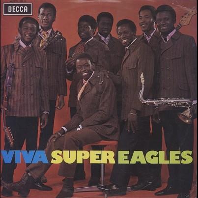 Super Eagles – Viva Super Eagles album lp -afrosunny-african music online