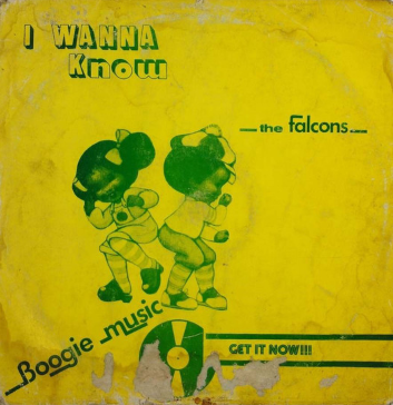 The Falcons Dance Band – I Wanna Know – 70s NIGERIAN Reggae Funk Soul Afro Boogie Rock Music FULL Album