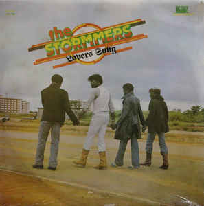 The Stormmers – Lovers Song : 80s NIGERIAN Funk Disco Soul Boogie Pop Music FULL Album Naija Band