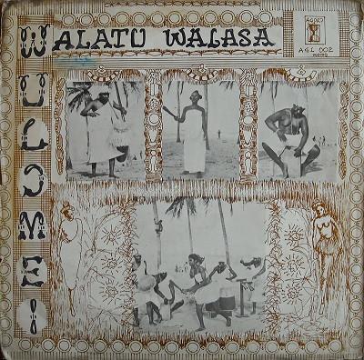 Wulomei – Walatu Walasa : 70s GHANAIAN Highlife Afrobeat Afrofunk Folk Cuban Music FULL Album