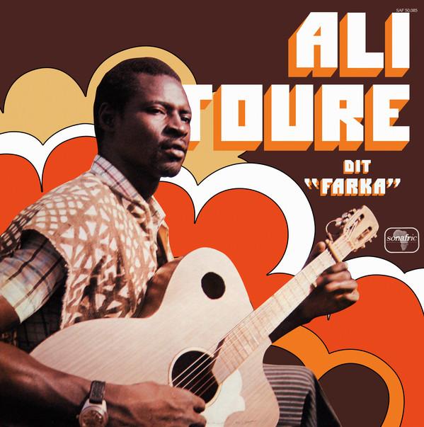 "Ali Toure – Ali Toure Dit ""Farka"" 70s MALIAN West African Blues Folk World Country Old Music Album"