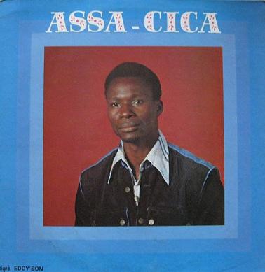Assa-Cica - st album lp -african music online-ghana-afrosunny