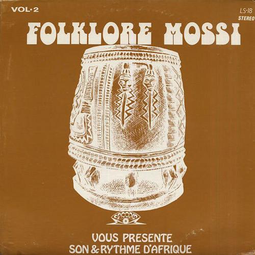 Bilakabore Et Amidou Nanbasaga – Folklore Mossi Vol•2 70s BURKINA FASO Traditional Folk Album Music