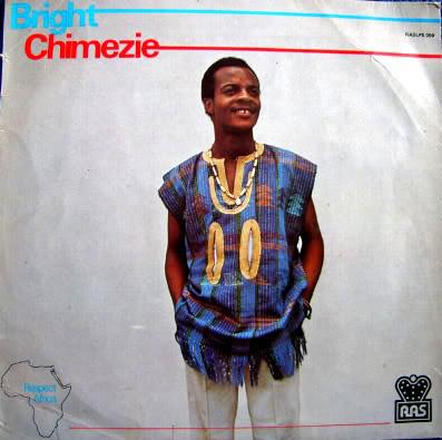 Bright Chimezie And His Zigima Sound – Respect Africa album lp -afrosunny-african music online-nigeria