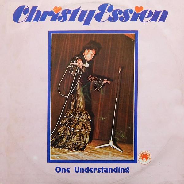 Christy Essien Igbokwe - One Understanding album lp -afrosunny-african music online nigeria