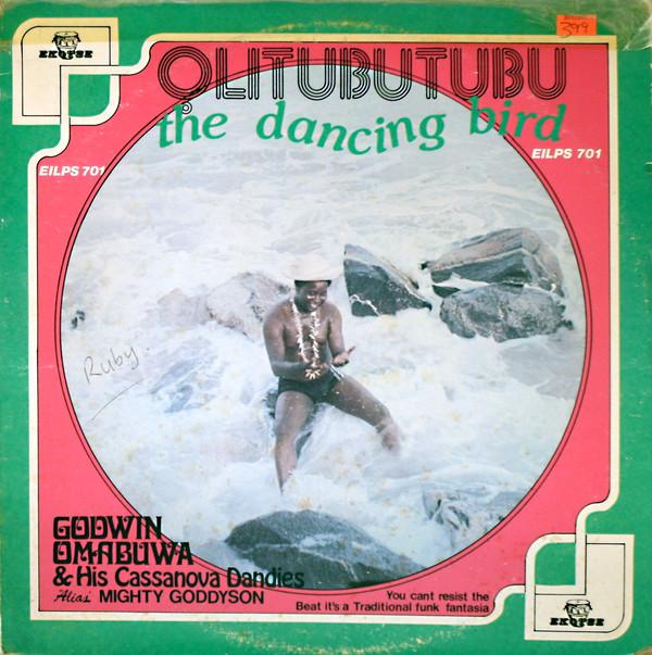 Godwin Omabuwa & His Cassanova Dandies – Olitubutubu – 70s NIGERIAN Highlife Folk Music FULL Album