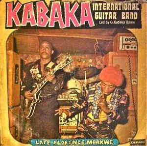 Kabaka International Guitar Band – Late Florence Mbakwe : 70's Highlife NIGERIAN Afro Folk Music FULL Album