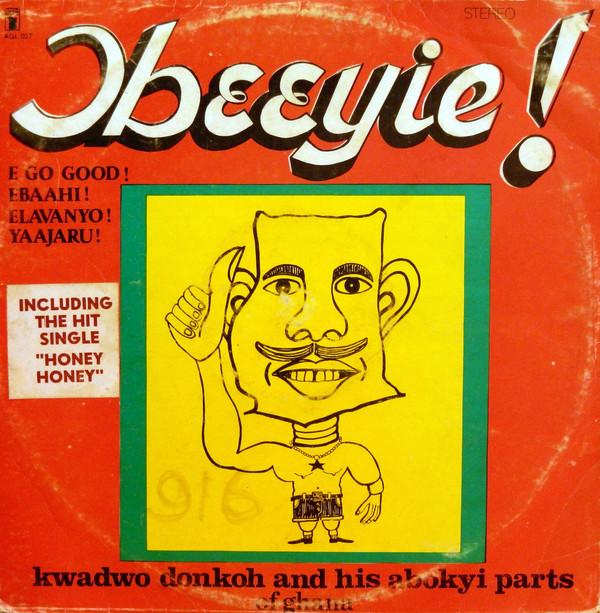 Kwadwo Donkoh & His Abokyi Parts Of Ghana – Ɔbɛɛyie! 80s GHANAIAN Highlife Latin Soul Folk Music FULL Album
