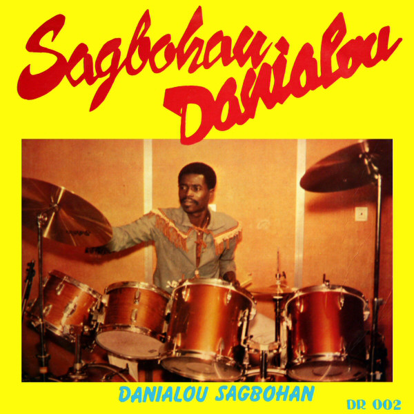 Sagbohan Danialou st - album lp -afrosunny-ghana african music online