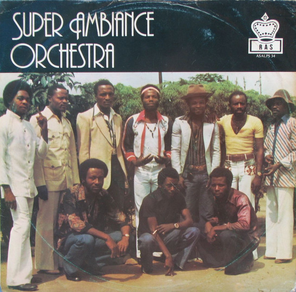 Super Ambiance Orchestra – Suffer Boy – 70's Hot NIGERIAN Highlife Soukous African FULL Album Music