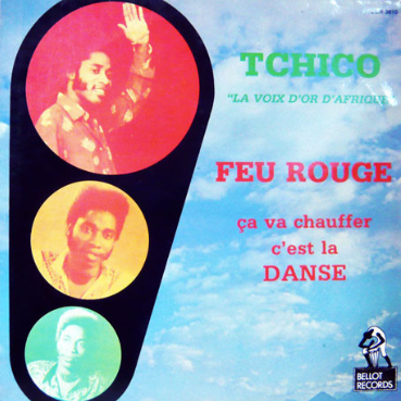 Tchico – Feu Rouge : 70's IVORY COAST Soukous Highlife Folk African Music FULL Album Songs Artist