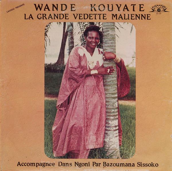 Wande Kouyate – La Grande Vedette Malienne – 70's MALIAN Ngoni Griot African Traditional Album Music