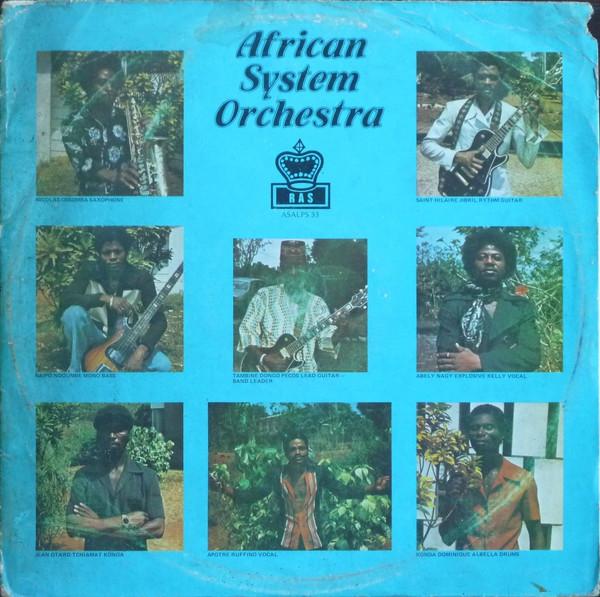 African System Orchestra – (St) Majeste 70s NIGERIAN Highlife Hot AfroFolk Rhythm Music FULL Album