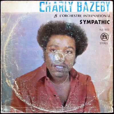 Charly Bazeby & L' Orchestre International Sympathic – S/T : 80s BENIN Highlife Folk Music FULL Album