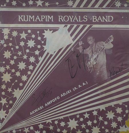 Kumapim Royal's Band – Ewiase : 80s GHANAIAN Highlife Folk Country Music FULL Afro Album Songs