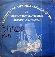 Orchestre Mbonda Africa de Johnny Bokelo Isenge – S/T : 80s CONGO Soukous Rumba Music FULL Album Lp