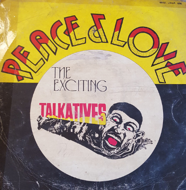 The Exciting Talkatives – Peace & Love : 70s GHANAIAN Highlife Folk African FULL Album Music Band