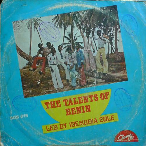 The Talents Of Benin Led By Idemudia Cole – (St) Ewakpe 70s Highlife Folk Afro FULL Album