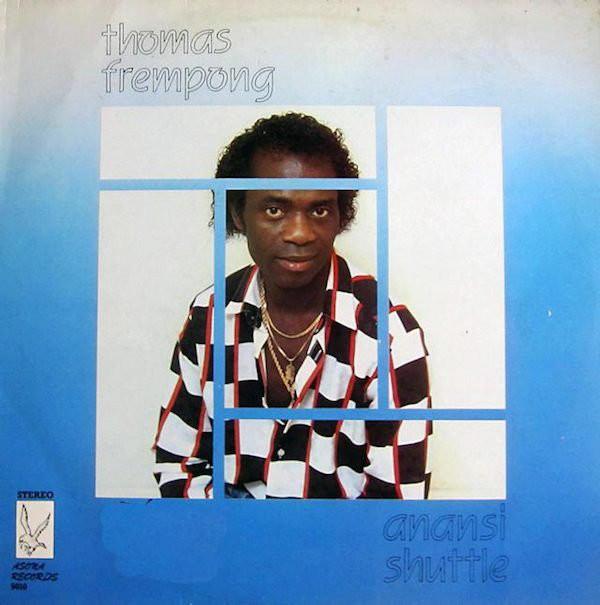 Thomas Frempong – Anansi Shuttle 80s GHANAIAN Soul Funk Pop Highlife Music African FULL Album LP