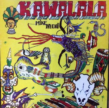Mike Nyoni – Kawalala : 70's ZAMBIAN Rock Soul AfroFunk Folk Music African Psych FULL Album Songs