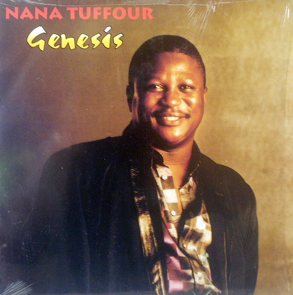Nana Tuffour – Genesis : GHANA Highlife Jazz Rock Funk Music Album LP