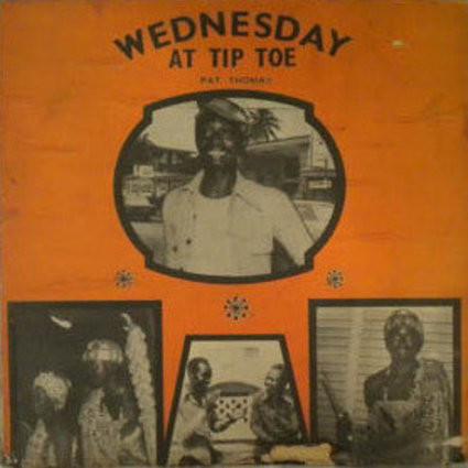 Pat Thomas – Wednesday At Tip Toe 70's GHANAIAN Reggae Highlife Soul Afropop Folk Music FULL Album