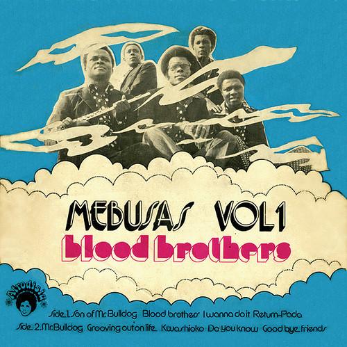 The Mebusas – Mebusas Vol 1 Blood Brothers FULL Album Lp Nigeria 70's Afrobeat, Funk, Soul Music
