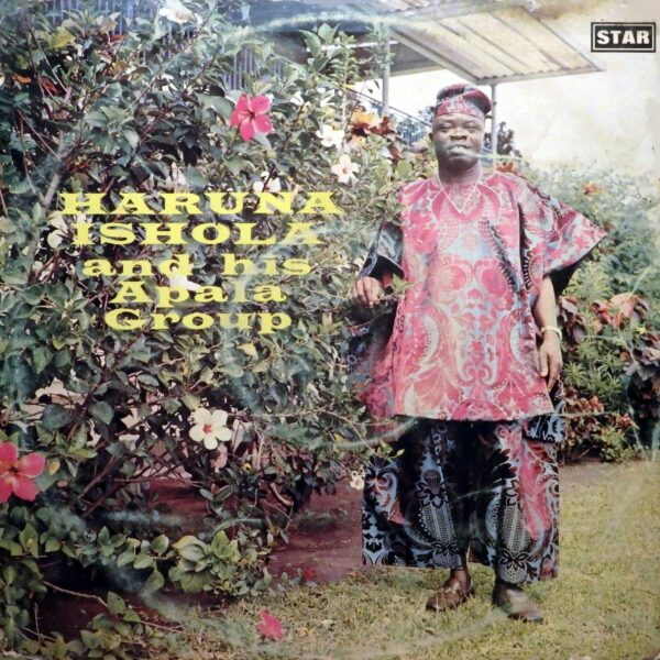 Haruna Ishola And His Apala Group ALBUM LP - afrosunny - african music online