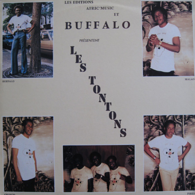 Les Tontons – St : 70's CONGOLESE Zaire Soukous Highlife Folk African Old Music Songs FULL Album Lp