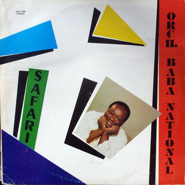 Orch. Baba National, Baba Gaston – Safari : 80s KENYAN Folk Rumba Soukous Zouk Pop Music FULL Album