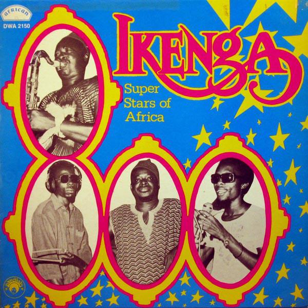 Ikenga Super Stars Of Africa – Nwa Enwe Nne 80's NIGERIAN Highlife African Music ALBUM Naija Songs