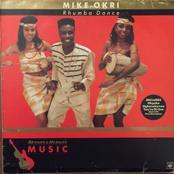 Mike Okri – Rhumba Dance : 80's NIGERIAN Funk/Soul Boogie Pop Music ALBUM LP