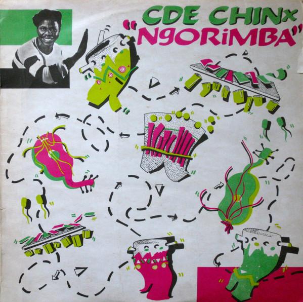 Cde Chinx – Ngorimba 80's ZIMBABWE Music ALBUM LP