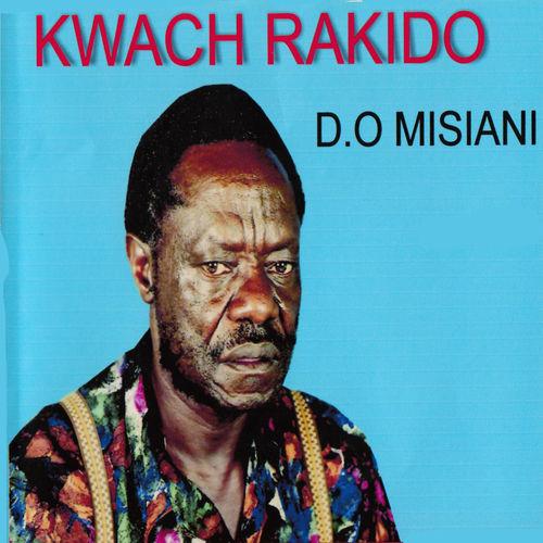 D.O Misiani – Kwach Rakido : KENYAN Benga Folk Soukous Music ALBUM LP